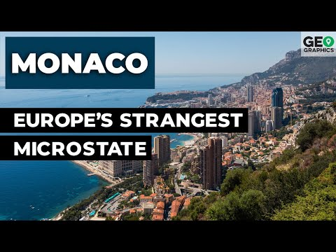Monaco: Europe's Strangest Microstate