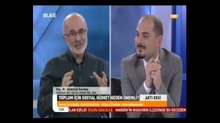 Türkiye'de Sosyal Hizmet Mesleği, Eğitimi, Tarihi ve Sorunları