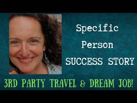 Agnes Interviews Jay Specific Person Success, 3rd Party, Travel & Dream Job