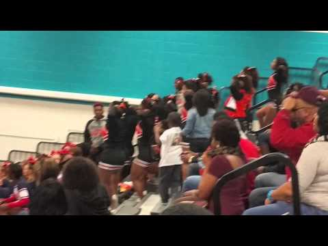 Churchland High School Cheer Battle