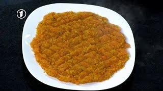 Ashpazi - آشپزی - حلوای زردک