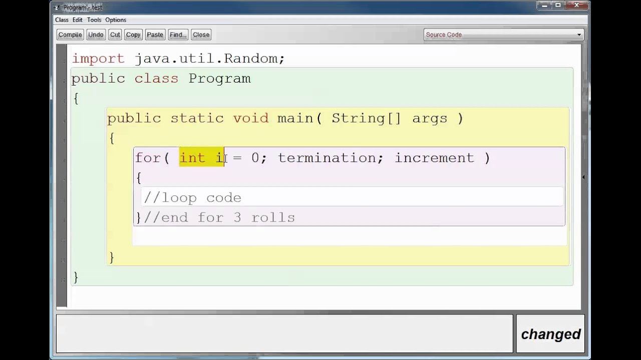 Java bluej tutorial image collections any tutorial examples bluej java tutorial image collections any tutorial examples java for loops using bluej with american accent baditri Images