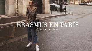 ¡ME MUDO A PARÍS! | Erasmus: proceso y requisitos