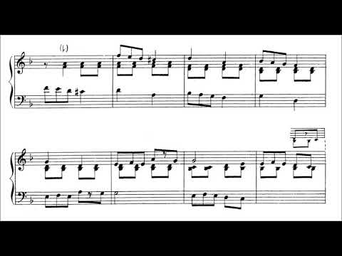 Alexander Scriabin: Canon In D Minor (with Score)