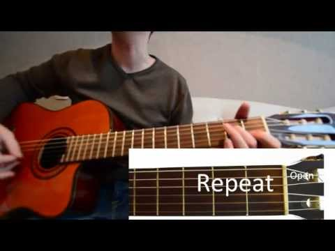 Guitar chords: Muse - Muscle Museum (chords)