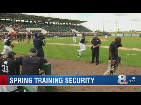 Spring Training Security
