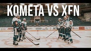 XFN vs HC KOMETA BRNO! - TEASER