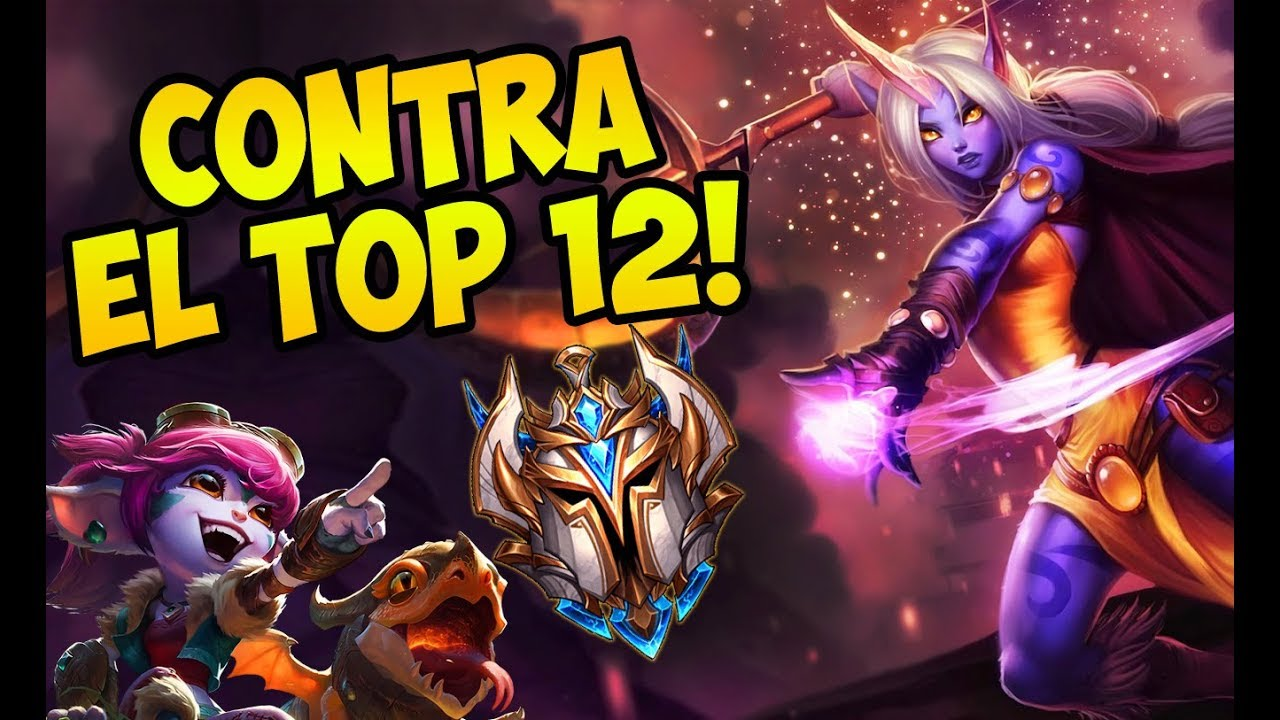 ⚡️NOS TOCA CONTRA EL ADC TOP 12.. Y LO REVENTAMOS!⚡️ - YouTube