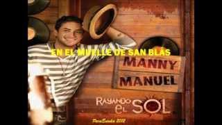 EN EL MUELLE DE SAN BLÁS   Manny Manuel