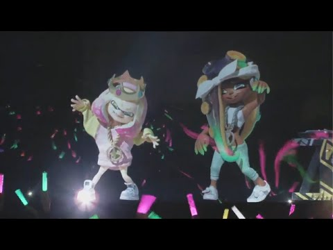 Splatoon 2 Off the Hook LIVE concert from Tokaigi Game Party 2019