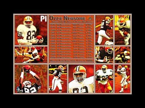 Ozzie Newsome [#70] (Pro Interviews)