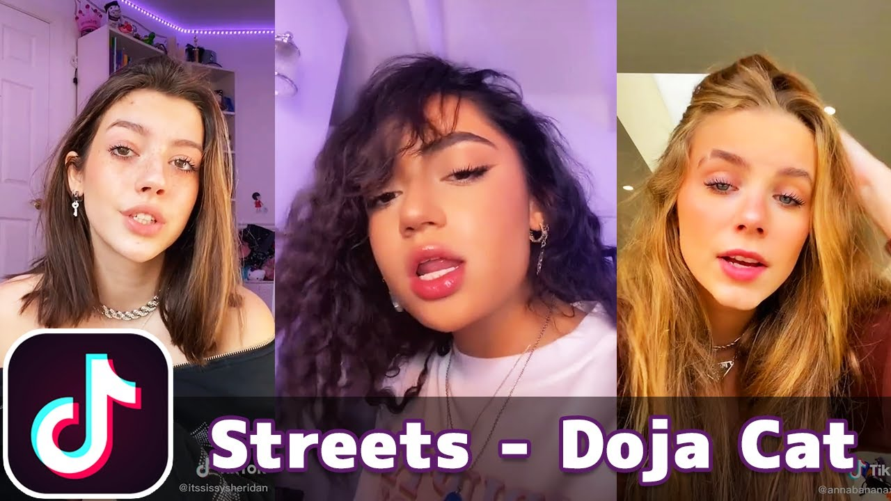 Streets - Doja Cat (When Other Women Tryna Get With My Dude) | TikTok Compilation