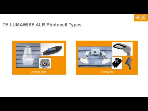 TEs LUMAWISE ALR Photocell Series