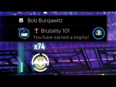 bowmasters how to get brutality