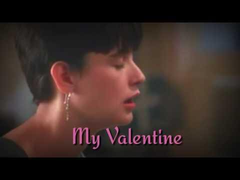 My Valentine With Lyrics
