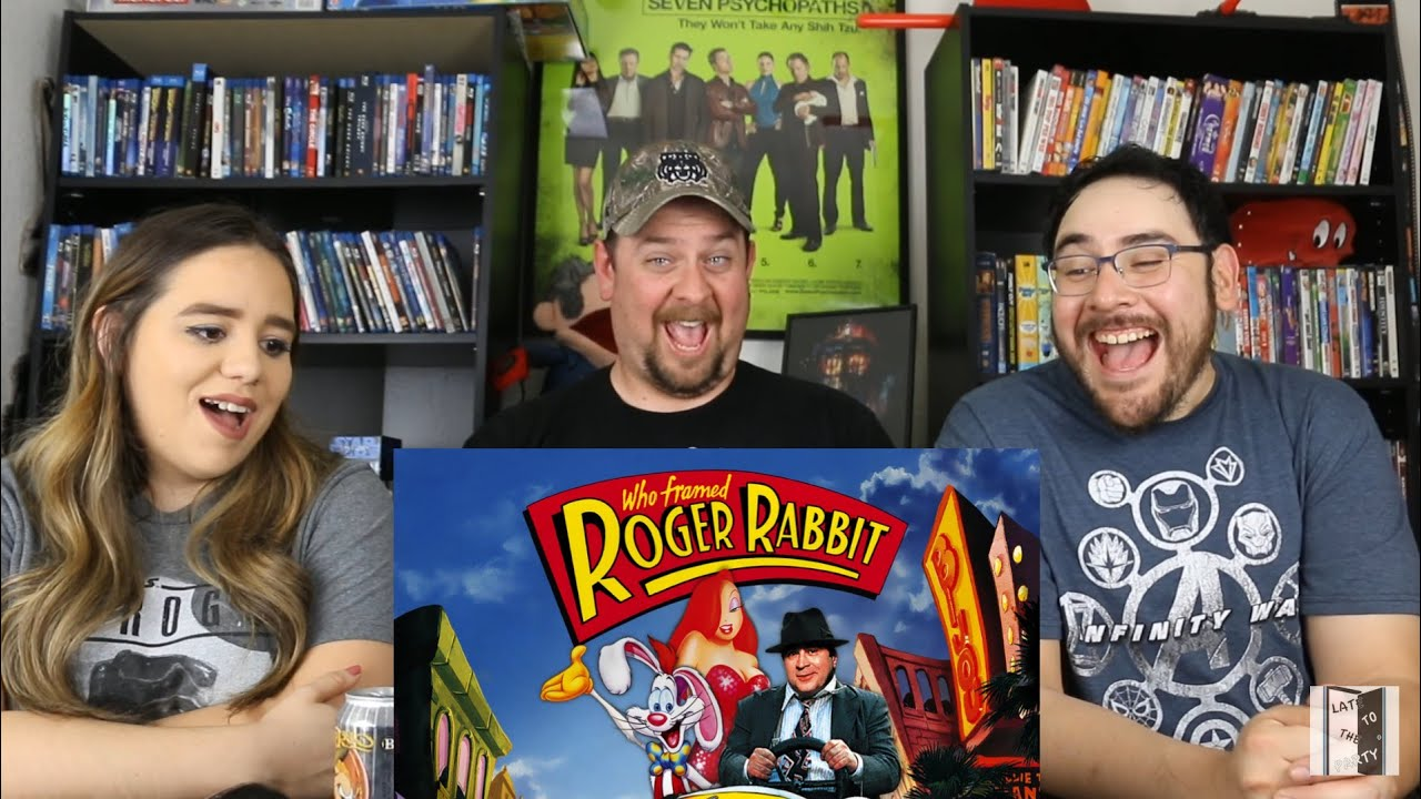 Better Late Than Never Ep 42 - Who Framed Roger Rabbit (1988 ...
