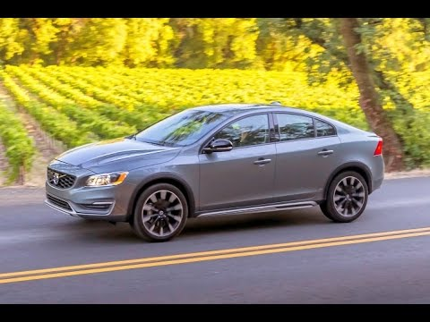 volvo s60 cross country 2017 car review youtube. Black Bedroom Furniture Sets. Home Design Ideas