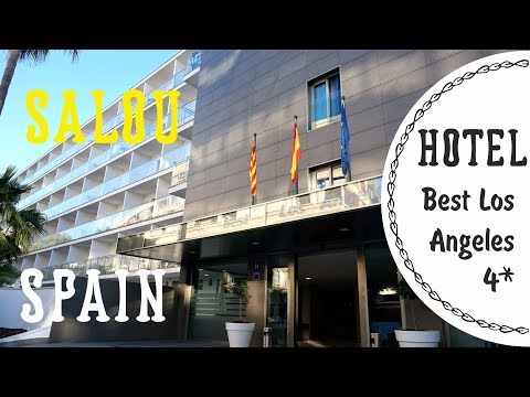 ИСПАНИЯ. САЛОУ. Hotel Best Los Angeles 4*. КАК КОРМЯТ, КОГДА ШВЕДСКИЙ СТОЛ?