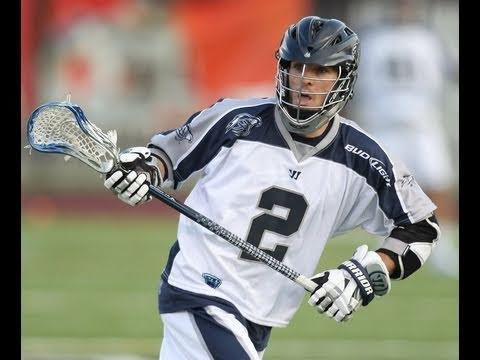 Major League Lacrosse 2011 Highlights in HD--Rochester vs Chesapeake