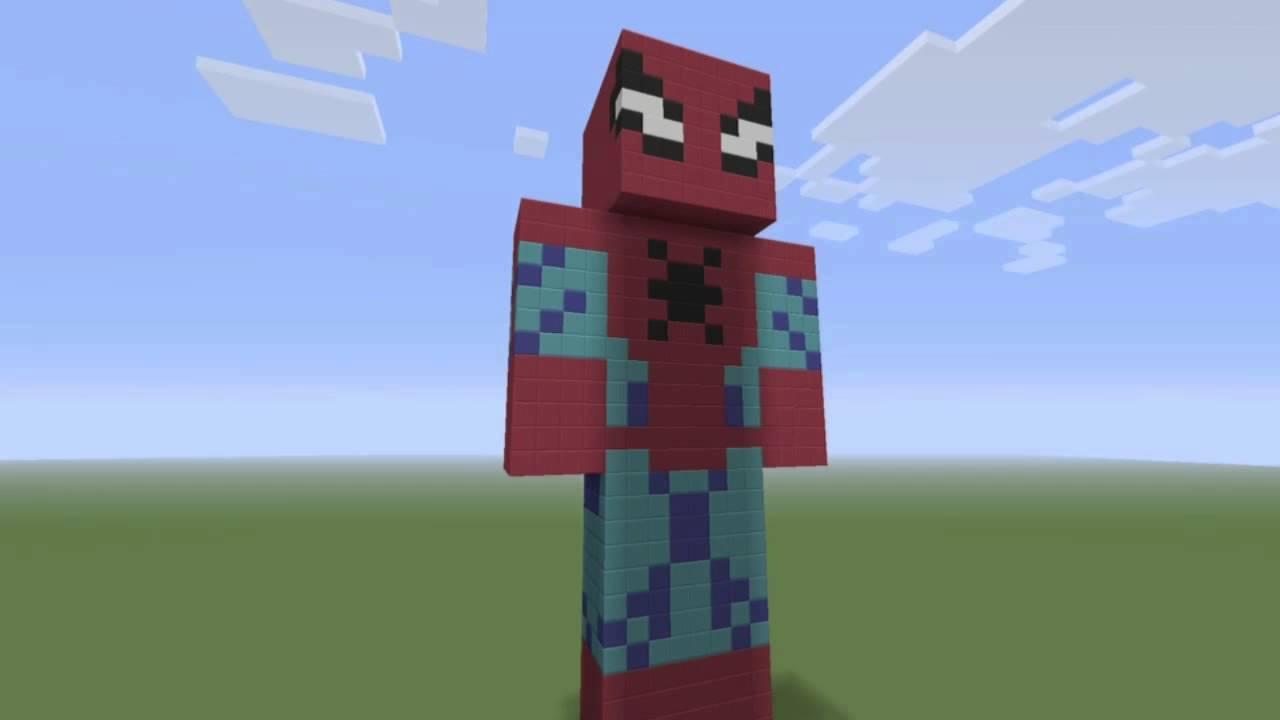 Spider Statue Minecraft Minecraft xbox ...