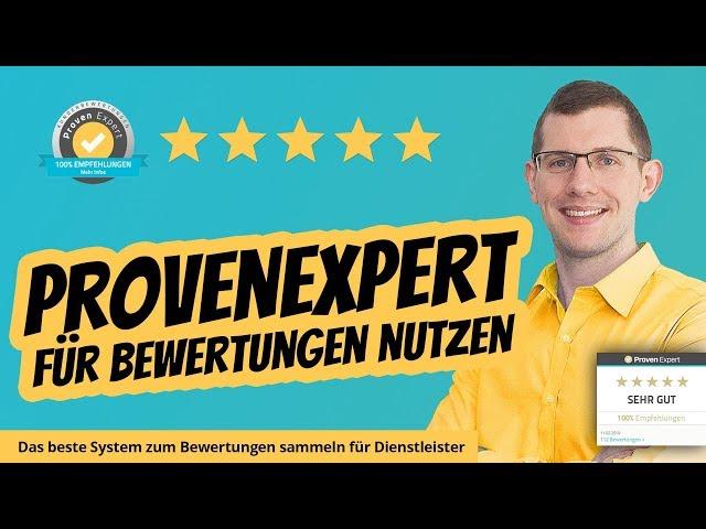 ProvenExpert Bewertungen ⭐⭐⭐⭐⭐ Meine Erfahrung, Tipps & Wissenwertes