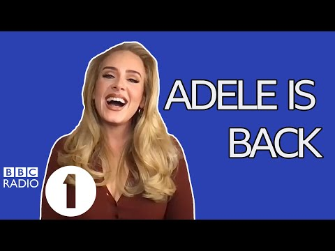 Adele is Back! (and is as hilarious and legendary as ever)