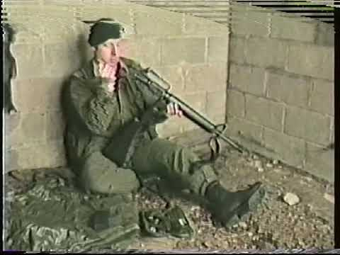 Canadian Forces - The C7 Rifle Series (1991) Lessons 1, 2, 2B, 3, 4, 5, 6
