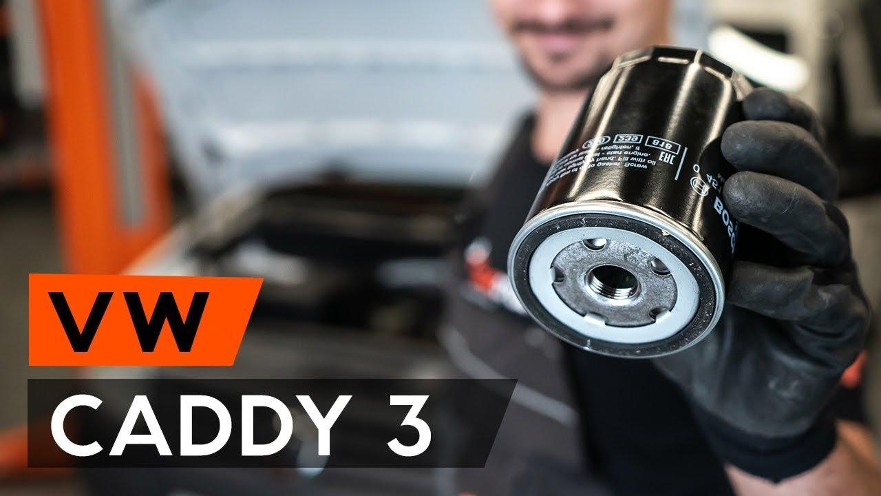 VW Caddy 3 Beläge hinten 1,4 1,6 1,9 2,0 TDi SDi 16V EcoFuel Bremsscheiben