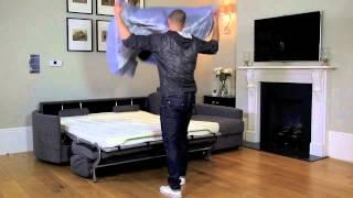 Alexi Corner Sofa Bed By Darlings Of Chelsea