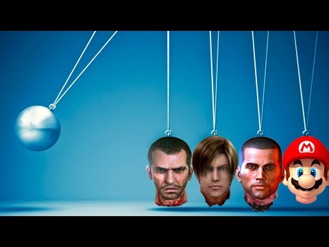 Download Youtube: Why Aren't Real-World Physics Equations Used In Video Games?
