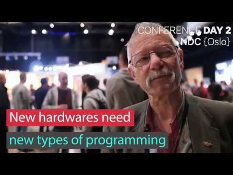 NDC Oslo 2016: sequential, concurrent and parallel programming