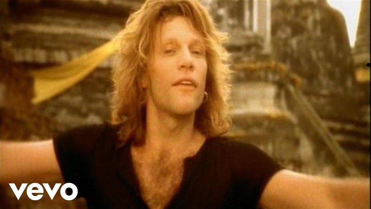Bon Jovi - This Ain't A Love Song (Kids Cut)