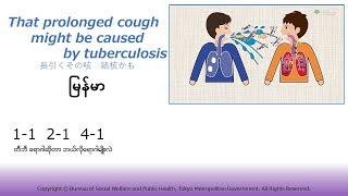 1-1 2-1 4-1 [Myanmar]What kind of disease is tuberculosis?