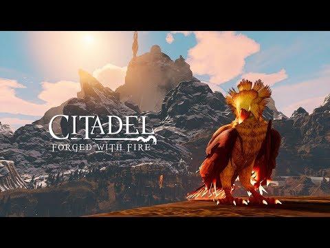 Grandmaster Juanton - Citadel Forged With Fire  