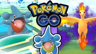 Mein erstes wildes Kaumalat | Pokémon GO Deutsch #1275