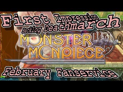 Monster Monpiece - First Impression Backlog Deathmarch |