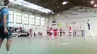 VBCLF - Coupe de France VolleyBall - Junior - 29 Mai 2014 - 9h00 - Poule B - Istres / L'Union