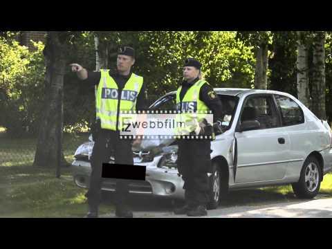 TRELLEBORG: 3 bilar i kollision - 15 juni  2015