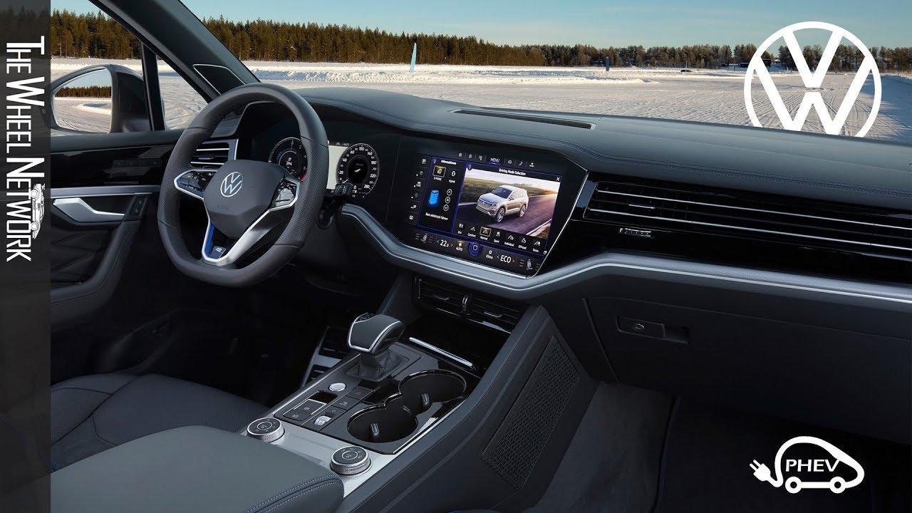2021 Volkswagen Touareg Images