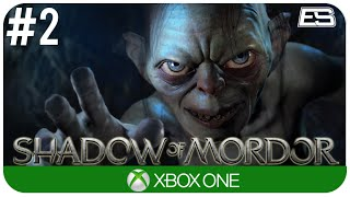 Middle Earth: Shadow Of Mordor Walkthrough Part 2 - [XB1 1080p Commentary]