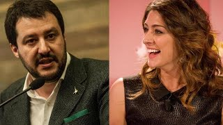 'L'ho danneggiata', Salvini lo confessa su Elisa Isoardi: cosa ha svelato sulla conduttrice