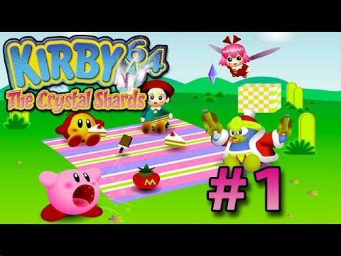 N64 l Guía l Kirby The Crystal Shards l # 1 l Empezando otra Gran Aventura !