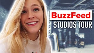 BuzzFeed Tour!  LA Office and Studios | Kelsey Impicciche
