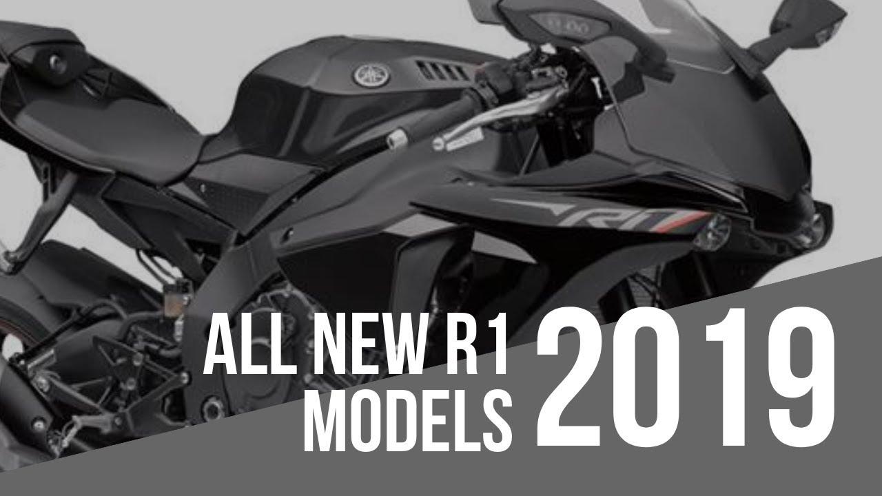All New Yamaha R1 2019