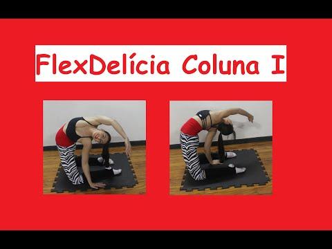 Flexibilidade de Coluna - FlexDelícia por Alessandra Rancan