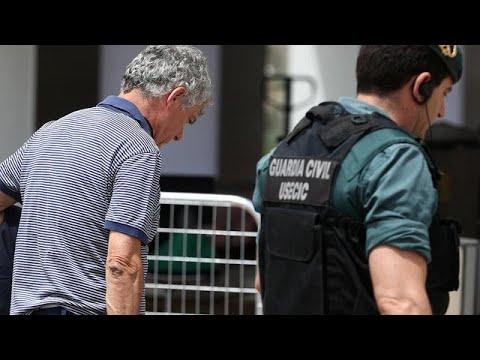 Ángel Villar démissionne de la Fifa et de l'UEFA