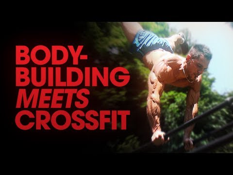 Bodybuilding Meets CrossFit (eng sub)