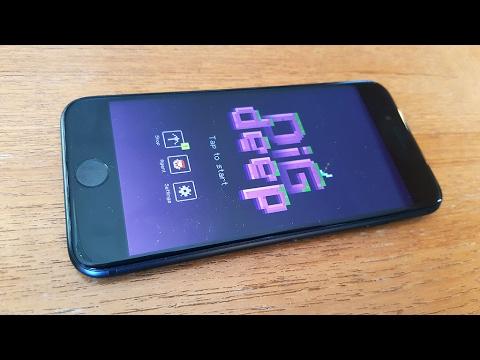 Dig Deep Iphone 7 Gameplay - Fliptroniks.com