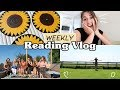 FINISHING 2 DISAPPOINTING BOOKS & PERFECT GIRLS NIGHT // Weekly Reading Vlog #41