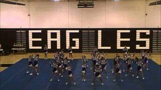 absecon bluedevils varsity cheerleading